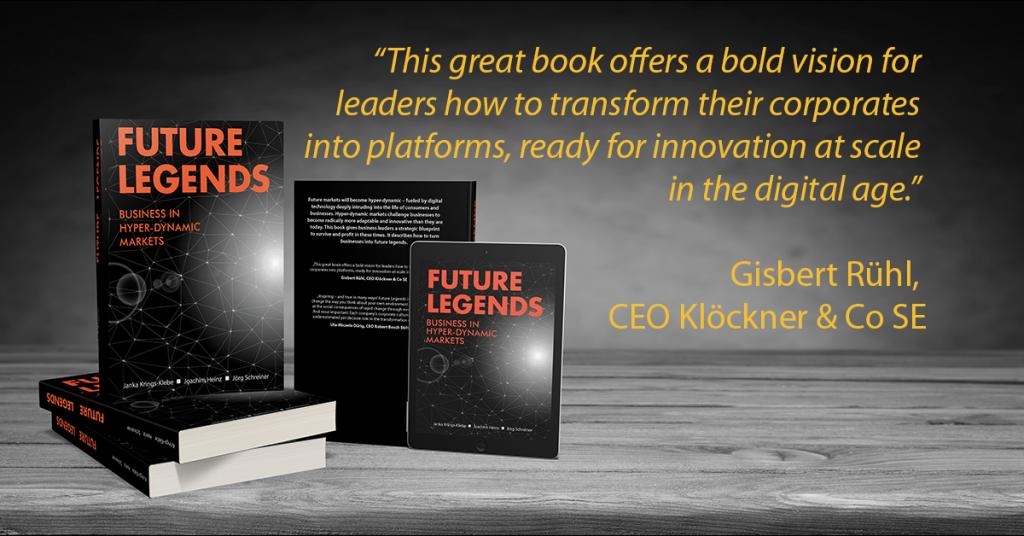 Book Announcement Future Legends